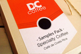 Samples Pack, DC Coffee,